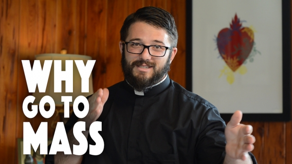 Why do we go to mass?