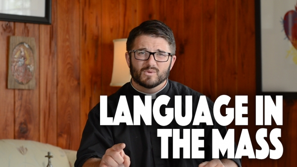 Language in the Mass